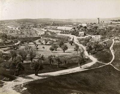 Долина Иерусалима