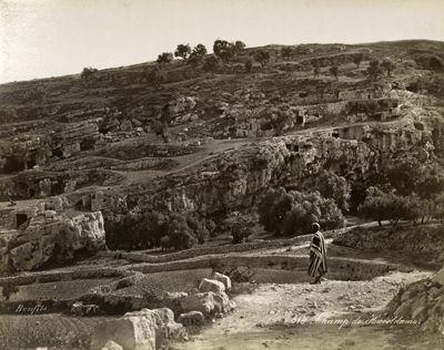 Хакель-Дама, Иерусалим