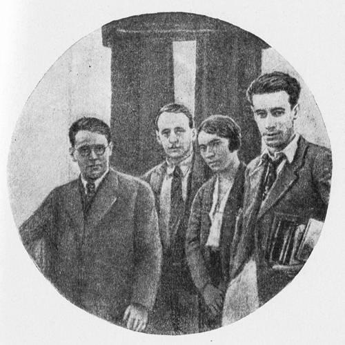 В редакции детских книг Ленгосиздата. 1926 г.